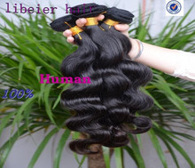 Hot selling long lasting alibaba wholesale hair product brazilian virgin hair extension body wave machine made no tangle