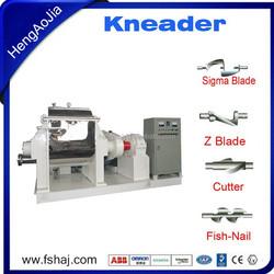 silicone caulk production line kneading machine