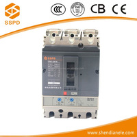 Wenzhou general electrical plastic box circuit breaker molded case 8kV 690V 100Amp easypact 40a mccb