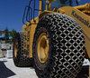 HitachiZX130W14900 Excavator track chain/snow tire chain/forklift snow chains