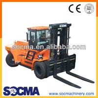 Used 30 ton heavy duty forklift truck VS dalian 30 ton diesel forklift
