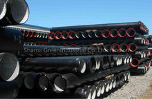 Asphalt coating ductile iron pipe price