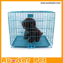 High Quality Thickened Foldable Dog House, Welded Wire Mesh Dog Cage