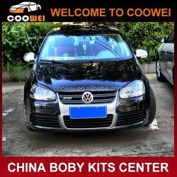 Golf 5 R32 Bumper With Grill, Car Body Kits For VW