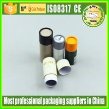 manufacturer for oil paper tube Roll Edge Kraft Paper Tube for Essential Oil
