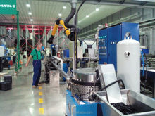 internal inline flat dripper tape production line best price
