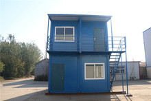 recycling high water mobile prebuilt container houses cost