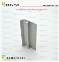metal edge banding | decorative metal banding for furniture | aluminium profile
