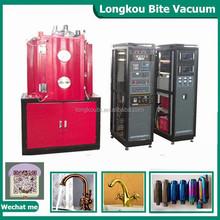 pvd vacuum sputtering coating film machine/Titanium jewelry colors processing treatment machine