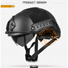 Ballistic Bulletproof Helmet provide a Full protection for head ISO and NIJ IIIA.44 standard