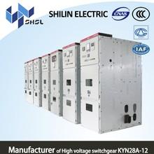 KYN28 11kv metal-enclosed switchgear of armoring type