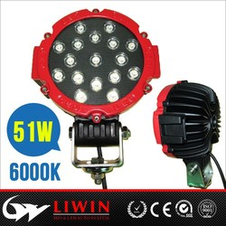 LIWIN hight quality super bright battery operated led work light for car,truck,suv