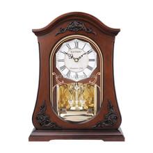 Wholesa antique wooden pendulum wall clock led pendulum clock