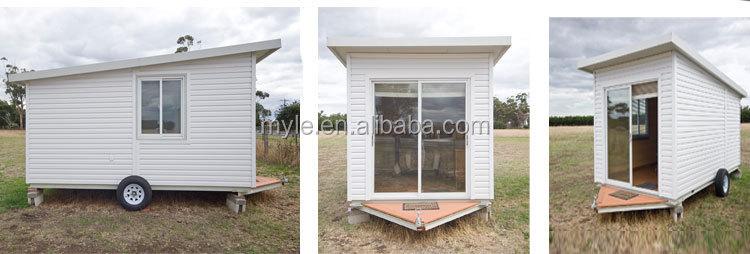 New zealand trailer house for Casas prefabricadas baratas