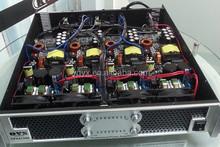 4channel 1850W*4 at 4ohm class D digital power amplifier/ ONLY 10KG PK--FP10000Q