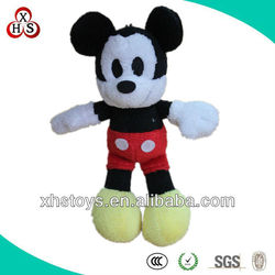 2013 mickey mouse plush toy wholesale with exquisite workmanship