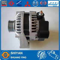 12V 150A electrical assembly europe and other special vehicles with flat copper alternator Series 104210-3690 YLE500190