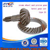 Heavy Truck Reducer Gear OEM Heavy Truck Ring And Gear Pinion