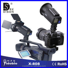 2015 New design Hot selling professional on camera flash light
