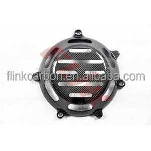 Carbon fiber motorcycle parts engine cover cluth cover for for Buy yamaha motorcycle parts