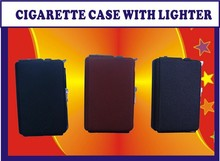TOP SALE BEST PRICE!! exquisite cigarette case with lighter