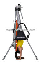 convenient and enjoyable body flexibility inversion table