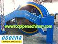 Tubería de concreto reforzado de la máquina para diameter300-2400mm
