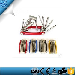 new type multi-purpose bicycle repair tool,bicycle repair tool kits,bicycle tire repair kit