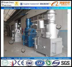 Small Pets Cinerator, Animal Dead Body Incinerators, 3D guide installtion and operation
