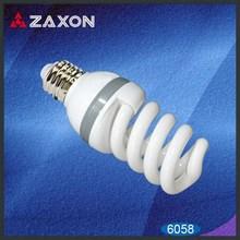 E27/B22 Full Spiral CFL Energy saver lamp/energy saving bulb