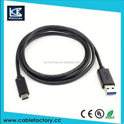 USB Type C 3.1 Cable USB 3.1 Type C male To VGA Adapter