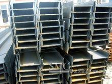 i beam iron, metal construction structural steel, (Q235B, Q345B, SS400, A36, etc)