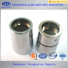 customized stainless steel round locking turned parts