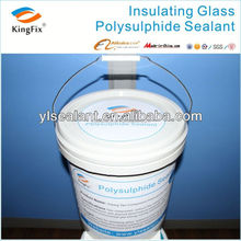 Polysulphide Joint Sealant Sealing horizontal and vertical movement joint
