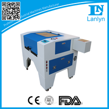 high speed roller system 80w step /servo motor small laser cutting machines for sale