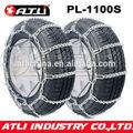 En forma de escalera PL-1100S de zinc chapado en cadena de llantas para automóviles de pasajeros