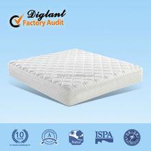 sleep well thin memory foam bed with mattress