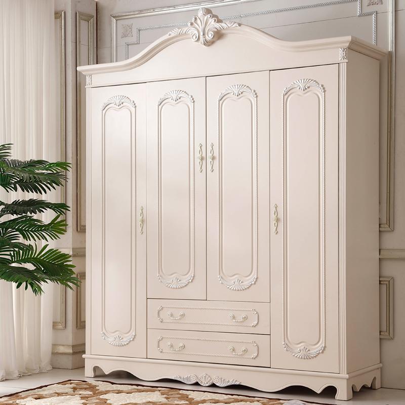 White European Furniture Shoe Rack Mdf Particleboard
