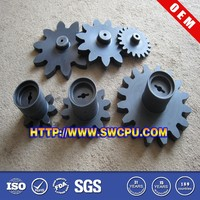 OEM CNC small differential gear