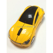 2015 NEW Hot selling Wireless Optical Infiniti Car Mouse MW-036