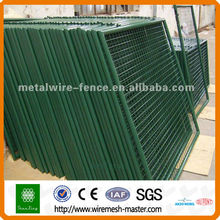 Alibaba China Steel ISO certificated iron gate door