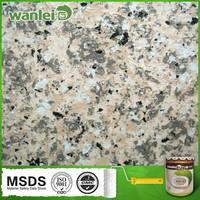 Decorative concrete spray grante coating