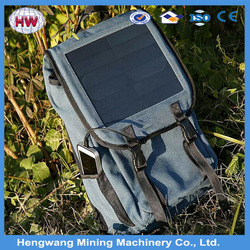 Solar Panel Waterproof Solar Durable Hiking Backpack
