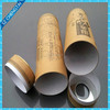 Round shaped cylinder design paper hat boxes packaging
