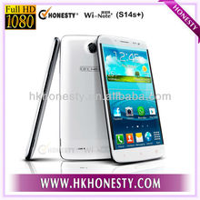 2013 Lowest price 5.0inch dual sim GPS Bluetooth FM mobile phone