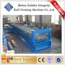 Best China Supplier Steel Plate Roll Forming Manufacture Machine Metal Floor Deck Making Machine