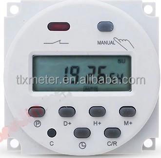 Digital-timer steckdose/feeder-timer Schalter/timer mit mehrere Einstellungen