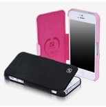 HOCO mobile phone leather case for iphone 5s
