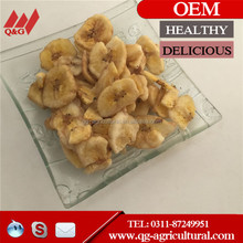 oven dried banana