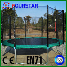 Cheap 12FT Round Cheap Trampoline Ladder TUV-GS Approved SX-FT(E)12